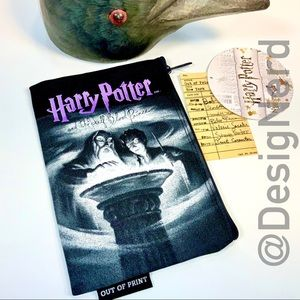 HARRY POTTER AND THE HALF BLOOD PRINCE ZIPPER BAG